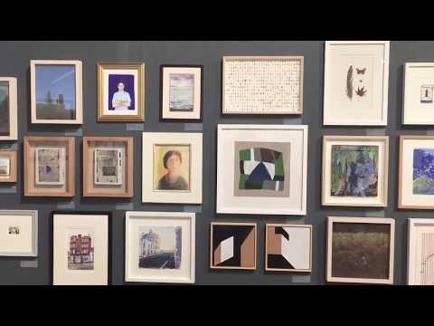 Sunday Times Watercolour Exhibition 2017