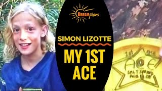 Simon Lizotte - Day of his first ACE in Disc Golf thumbnail