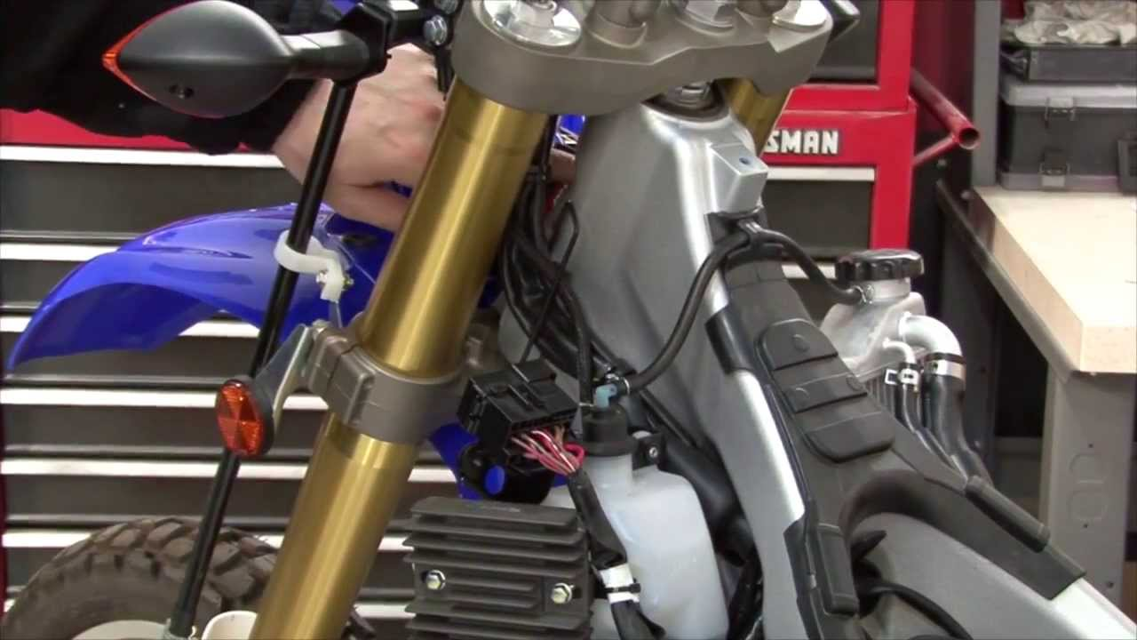 maxresdefault power commander 5 install 2014 yamaha wr250r youtube wr250r fuse box location at gsmportal.co