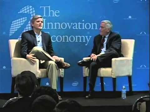 The Innovation Economy: Navigating the Information Revolution - Keynote Interview