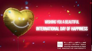 UIR - International Day of Happiness