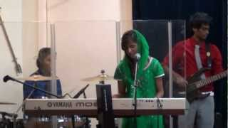 PYCD 2012 - Mount Sinai Church of God - English Group Song