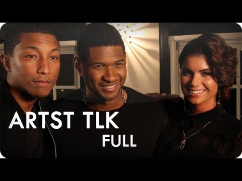 Usher and Pharrell Williams feat. Leah LaBelle | ARTST TLK™ Ep. 6 Full | Reserve Channel