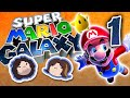 Super Mario Galaxy: Serious Business - PART 1 - Game Grumps