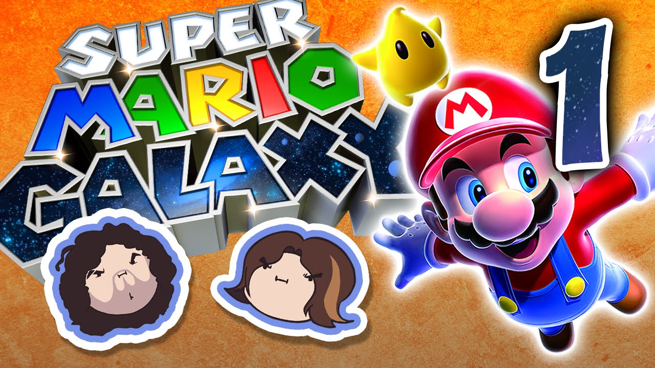 Super Mario Galaxy Serious Business - Part 1 - Game -1391