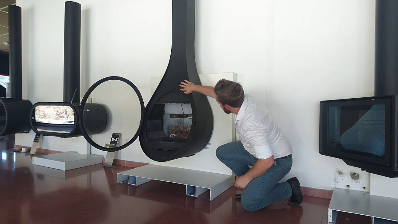 Cheminée Rocal Avis Wall Mounted Wood Stove Rocal Drop Wood Stove
