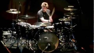 Seether - John Humphrey drum solo Orlando 12/2/11