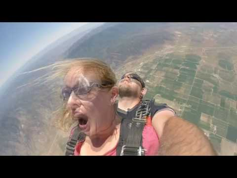 Skydive the Wasatch - - Emily Pearson