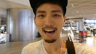 エティハド航空でロンドンに行って来ます!【UK-Vlog#02】