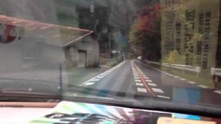 福岡県小石原〜宝珠山間 紅葉