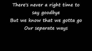 say goodbye chris brown with lyrics and download link
