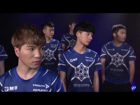 王者冠军杯淘汰赛第1轮 eStar vs AS仙阁 1
