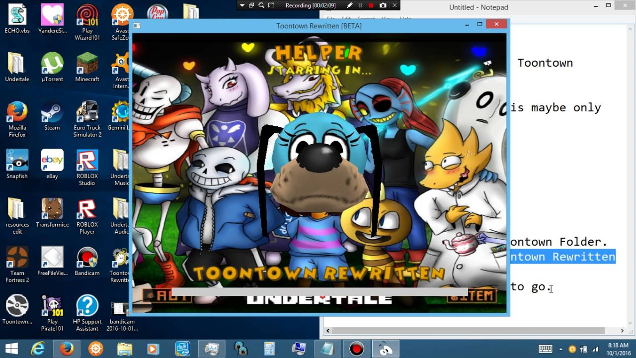 Outdated, old) how to fix toontown rewritten launcher from.