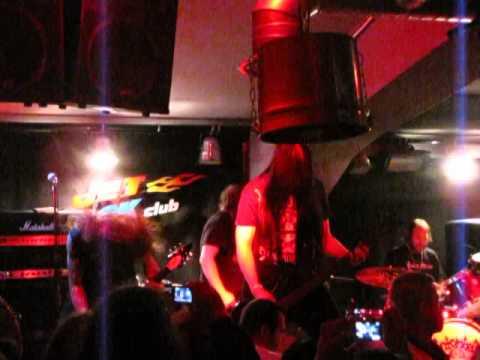Entombed A.D.-Stranger Aeons-Live in Jet Rock Club,Bulgaria
