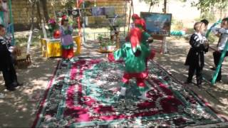 Акушинка танец   Детский сад АЛЁНА п  Белиджи