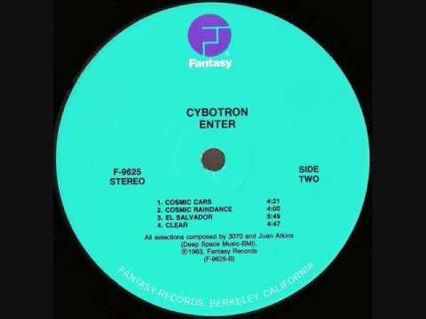 Cybotron - El Salvador (1983)