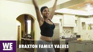 Braxton Family Values | Deleted Scene: Strip Tease | WE tv