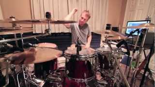 Deftones-My Own Summer (Shove It) Drum Cover-Johnkew