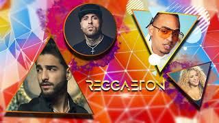 Especial Reggaeton 2018 Mix Ozuna, Wisin, Maluma, Shakira Estrenos Pop Latino 2018 Septiem ...