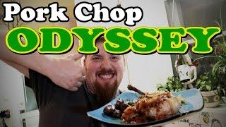 Cam's Pork Chop Odyssey: A Pgc Special