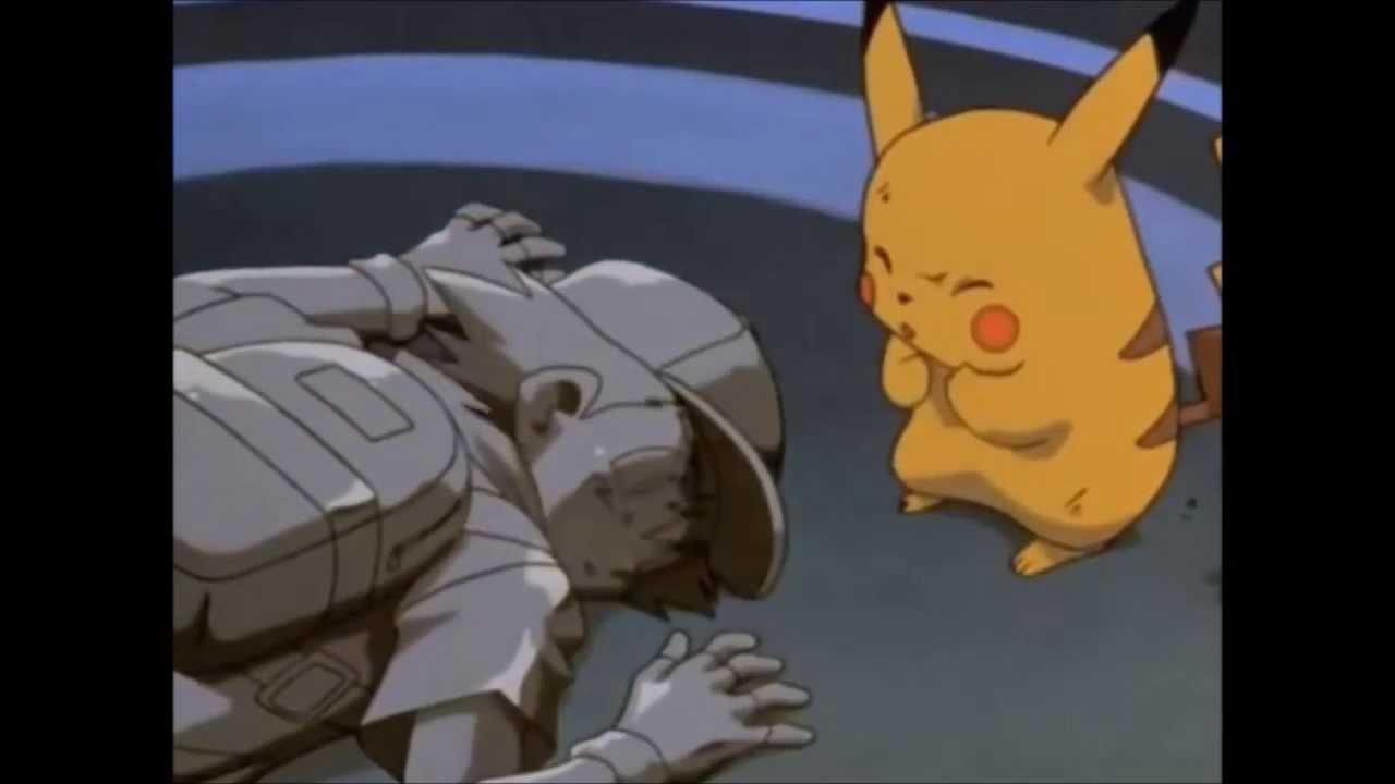POKÉMON ANIME OST - Farewell, Pikachu! (Tears After The ...