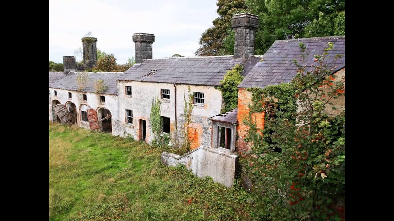 Abandoned Mansions of Ireland II  YouTube