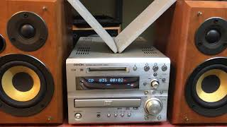 Dàn mini DENON MS5DV - Yến Âm Thanh Bãi - Dàn Nhật & CD Tái Bản - LH: 0934683073