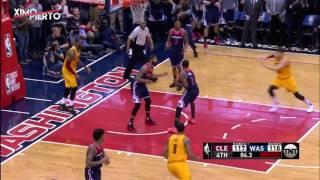 LeBron James Misses Game Winning Layup