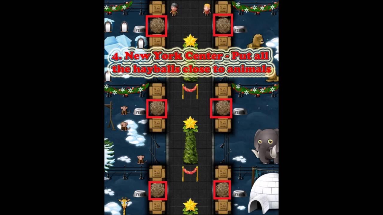 Christmas 2016   Hidden Bonuses Levels 1 8   YouTube