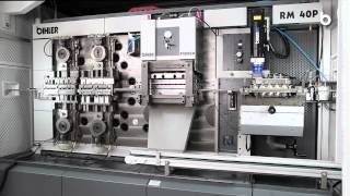 Bihler Stanzbiegeautomat RM 40P (Multislide machine)
