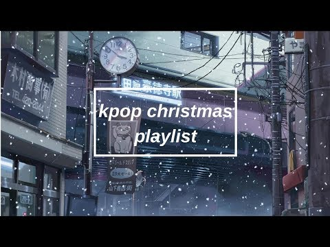 a merry little kpop christmas playlist