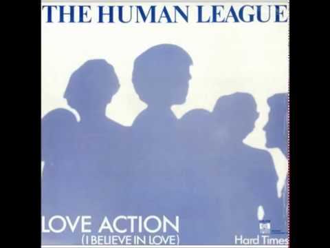 The Human League - Love Action (I Believe In Love) (Young Edits Extended Version)