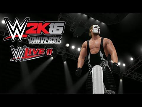 WWE 2K16 -