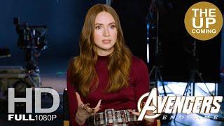 Karen Gillan (Nebula), Avengers: Endgame interview