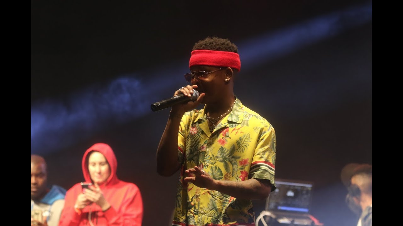 Download Nasty C Performing Live in Harare [Full Performance]