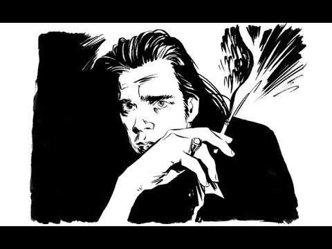 Nick Cave: Mercy on Me: A Graphic Novel by Reinhard Kleist