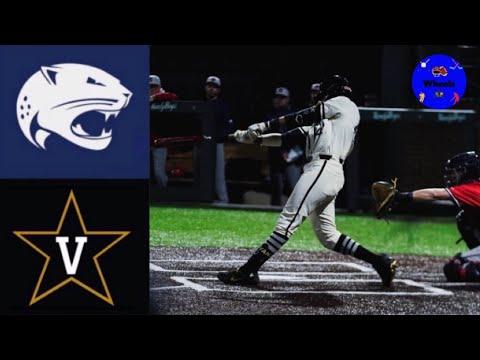 South Alabama vs #1 Vanderbilt (Game 2) | 2020 College Baseball Highlights