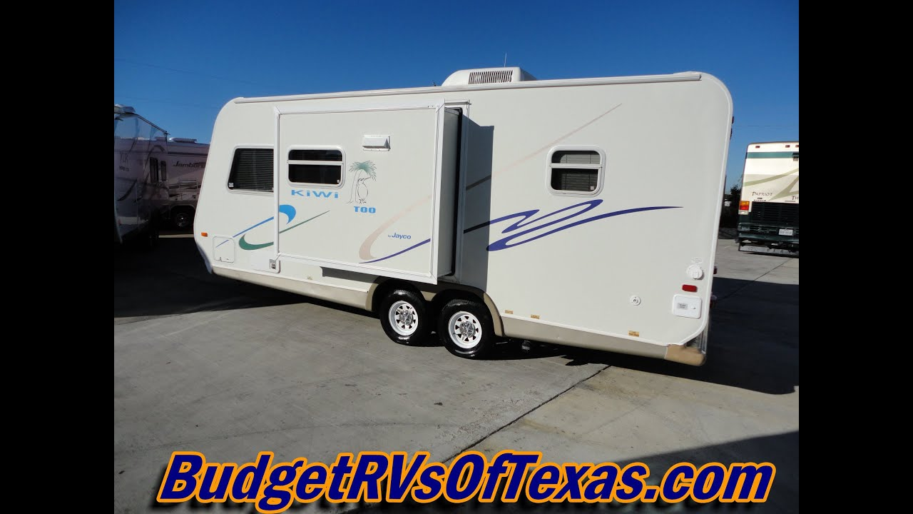 Navigation For Travel Trailers