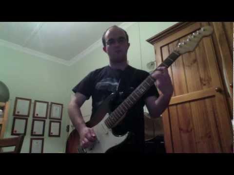 I Can't Stop - Flux Pavilion - Guitar Cover