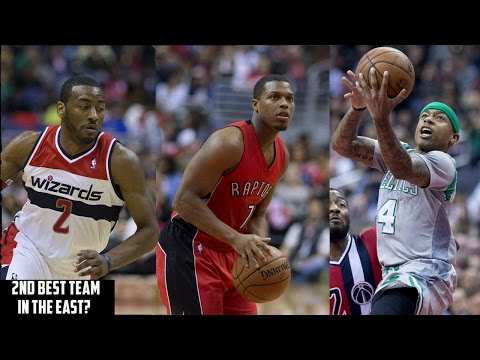 Who's The 2nd Best Team In The Eastern Conference? | NBA 2017