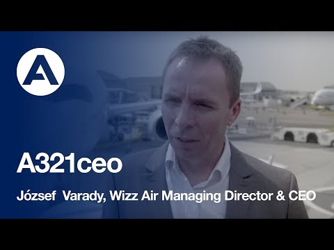 WIZZ Air signs contract for 10 additional A321ceo aircraft I