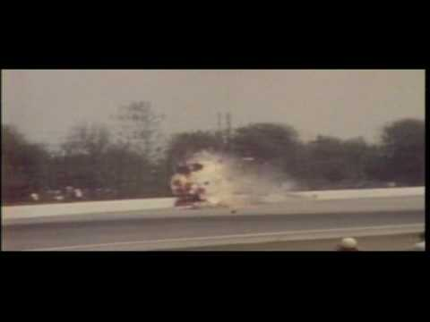 Gordon Smiley Fatal Crash 1982 Indianapolis 500 - YouTube