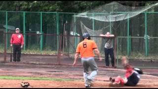 Бейсбол в СПб: BaseballClub (The best) - Official Trailer.