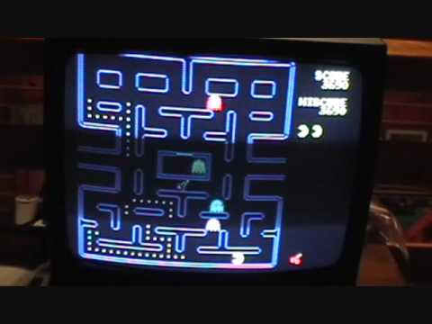 TV Games Reviews #13: Jakks Pacific Namco Featuring Pac-Man