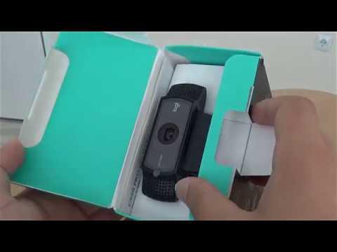 Yeni Youtube Bilgisayar Kameram Logitech C920 Pro Kutu Açılımı, Incelemesi Ve Fiyatı