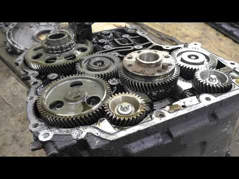 Двигатель - Mercedes-Benz OM651