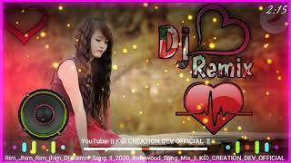 Rim Jhim Rim Jhim Dj Remix   Soniya Mera Dil Nahi Lagta   Love Sad Song   Kid Creation Dev Official