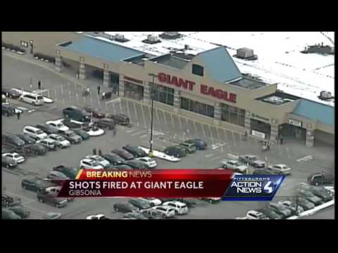 Gun Goes Off In Giant Eagle