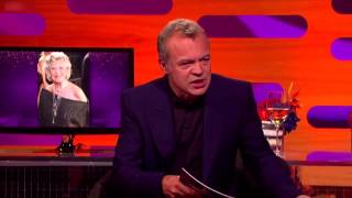 The Graham Norton Show   S12x02   Daniel Craig, Judi Dench, Javier Bardem Part 1