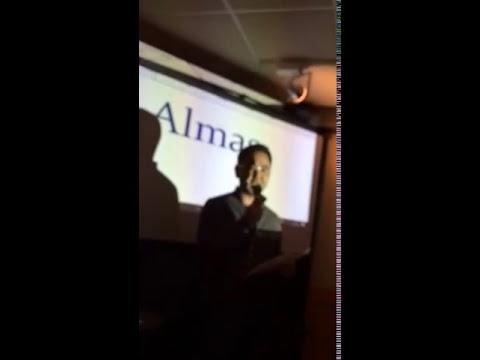 Spoken Word Live Slam, 2016
